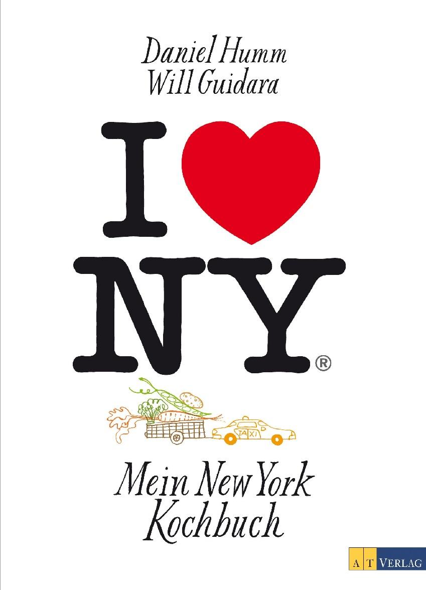 Buch I love NY