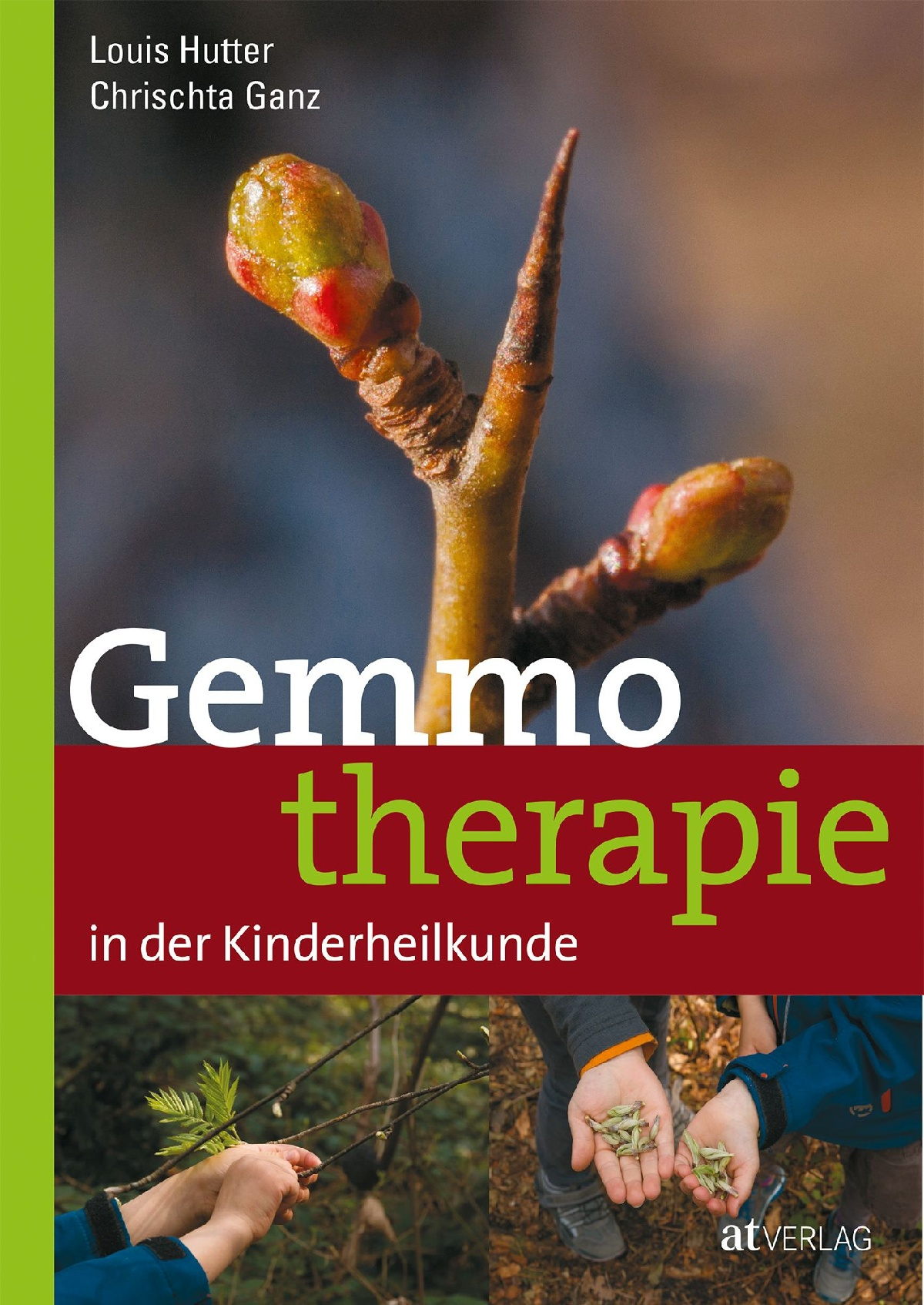 Gemmotherapy in Paediatrics