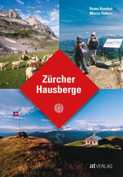 Cover: Zürcher Hausberge
