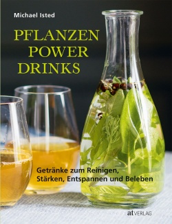 Cover: Pflanzen Power Drinks