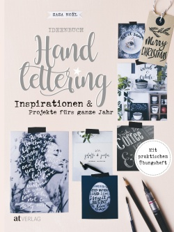 Cover: Ideenbuch Handlettering