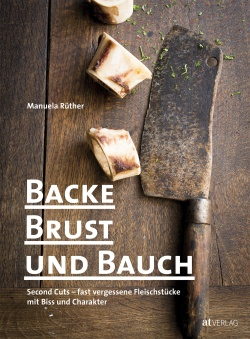 Cover: Backe, Brust und Bauch