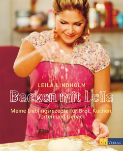 Cover: Backen mit Leila