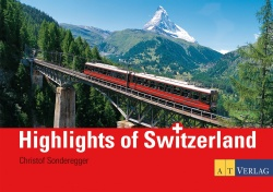 Cover: Highlights of Switzerland