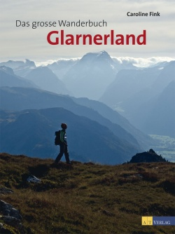 Cover: Das grosse Wanderbuch Glarnerland