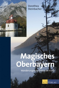 Cover: Magisches Oberbayern
