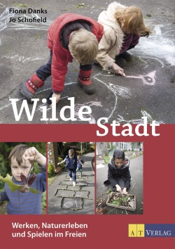 Cover: Wilde Stadt