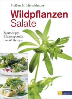 Cover: Wildpflanzen-Salate