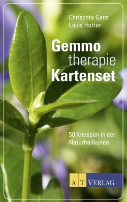 Cover: Gemmotherapie Kartenset