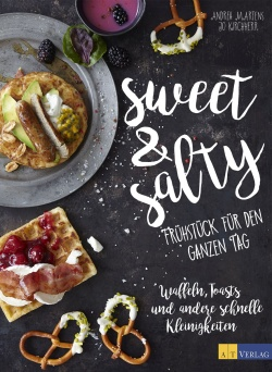 Cover: sweet & salty