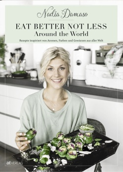 Cover: EAT BETTER NOT LESS - Around the World