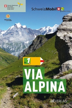 Cover: Via Alpina