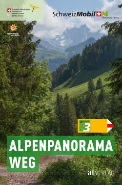 Cover: Alpenpanoramaweg