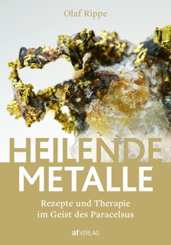 Cover: Heilende Metalle