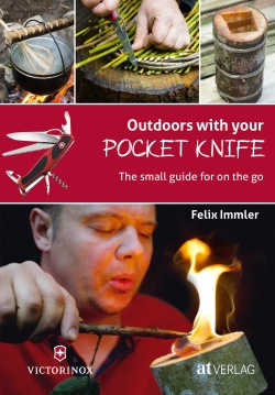 Cover: Outdoors with your Pocket Knife