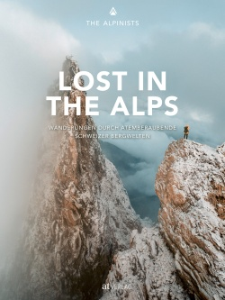 Cover: Lost in the Alps