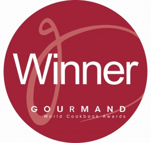 Winner World Cookbook Award 2019