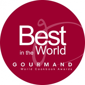Best in the World Cookbook Award 2018